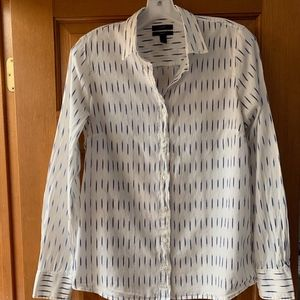 J.Crew Perfect-Fit Button-up